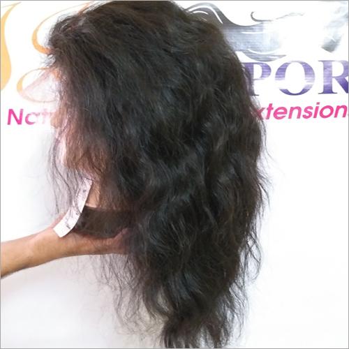 Raw Virgin Human Hair Full Lace Frontal Wigs