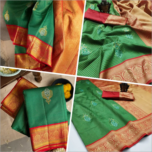 Fancy Banarasi Saree