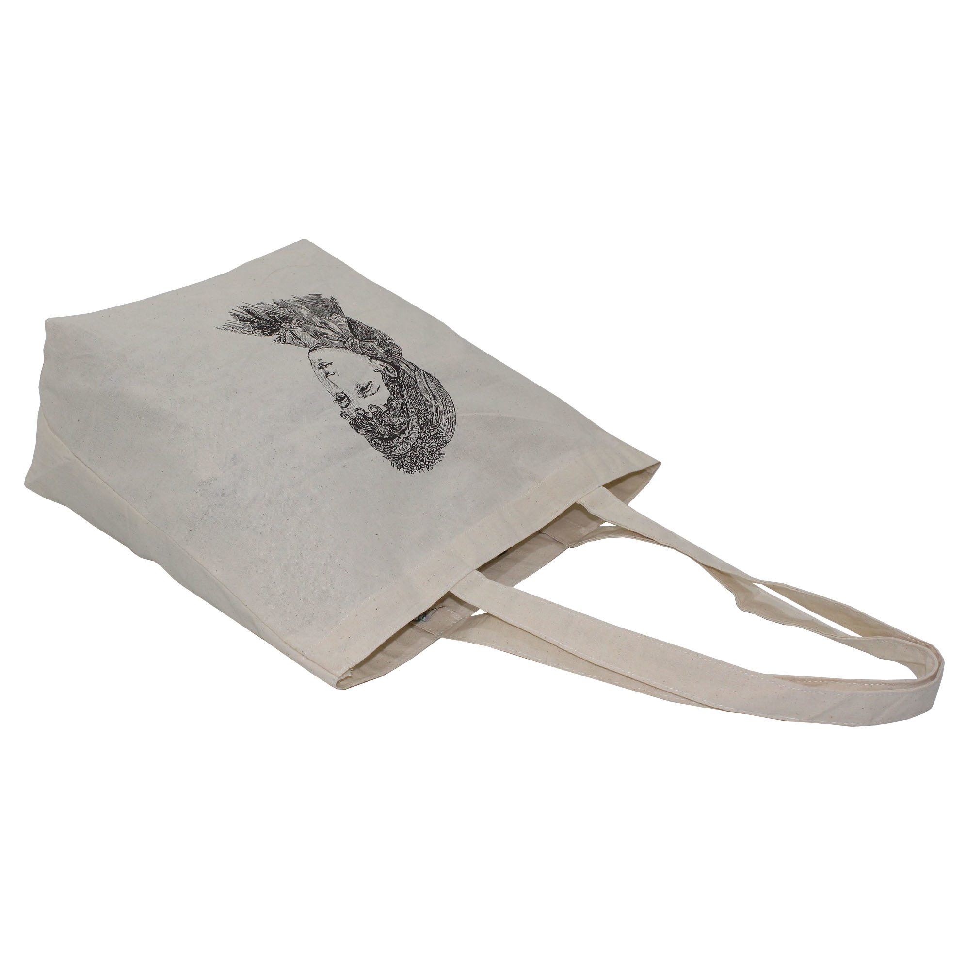150 Gsm Natural Cotton Bag