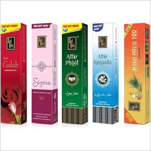 Agarbatti Packaging Box