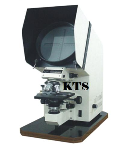 Polarizing Projection Microscope