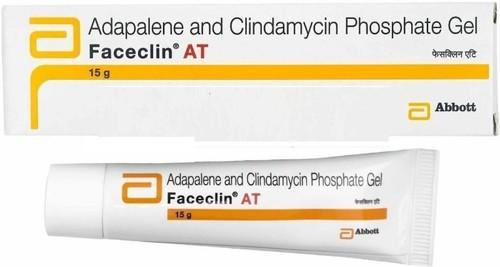 Clindamycin And Adapalene Gel