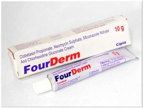 Clobetasol Propionate Neomycin Sulphate Miconazole Nitrate & Chlorhexidine Gluconate Cream