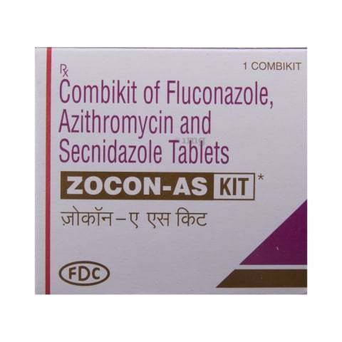 Fluconazole Azithromycin And Secnidazole Tablets