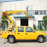 Pick-up Mounted Aerial Work Platform