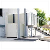 Vergo Outdoor Half Cabin Home Lift