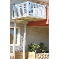 Vergo Outdoor Handrail Home Lift
