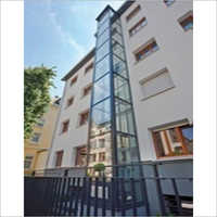 With Cladding Home Lifts