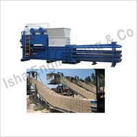 Fully Automatic Bagasse Compactor