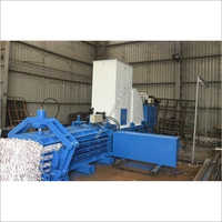 Fully Automatic Paper Baling Press Machine