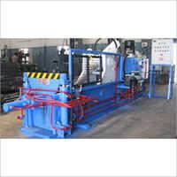 Fully Automatic Scrap Baling Press