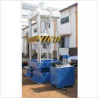 Hydraulic Four Column Press