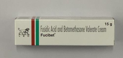 Fusidic Acid And Betamethasone Cream