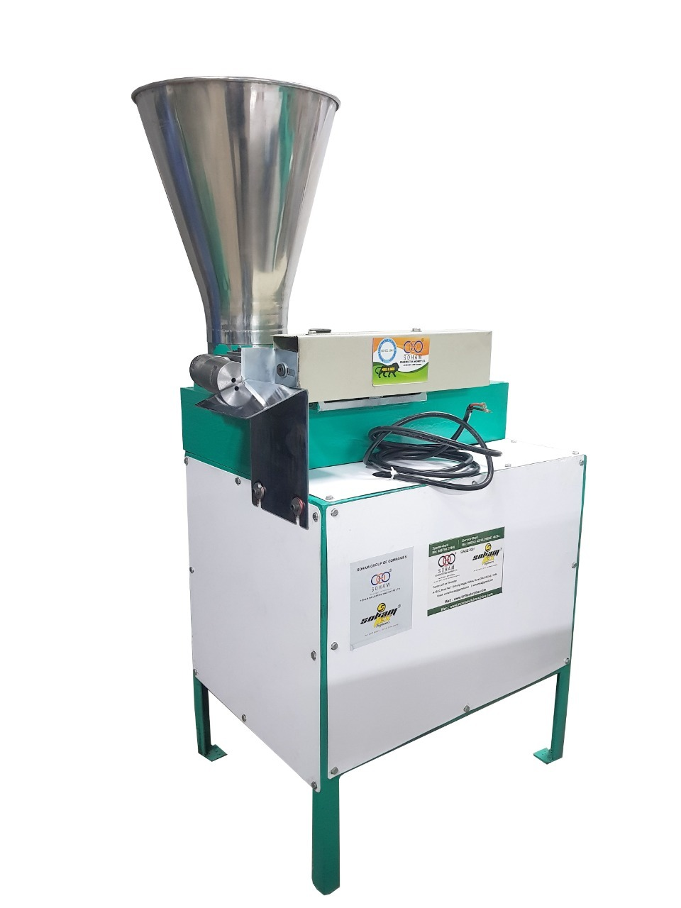 Fully Automatic Dry Dhoop Stick Machine Nano Model