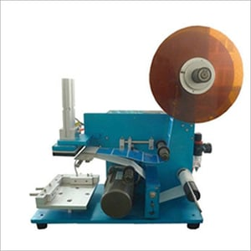 Semi Automatic Sticker And Labelling Machine