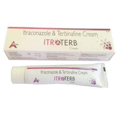 Itraconazole Terbinafine Cream