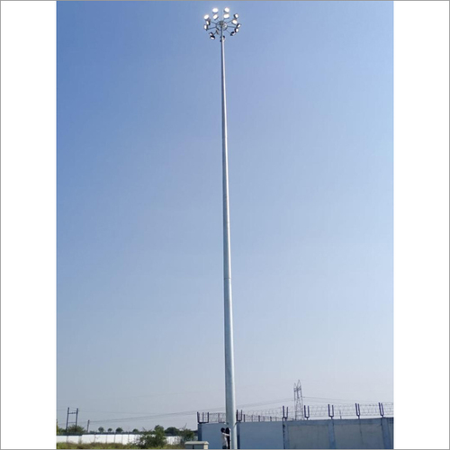 12.5 Mtt To 30 Mtt High Mast Pole