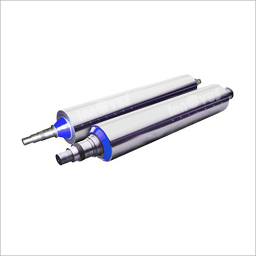 Water Or Oil Circulation Roller