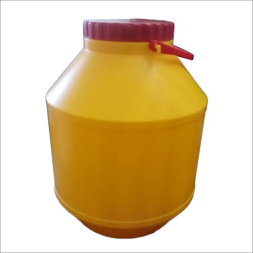 Plastic Round Jerry Can