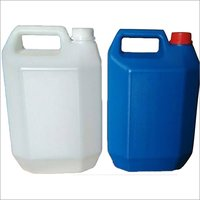 White Plastic Jerry Can