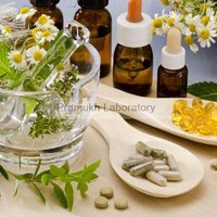 Herbal Formulation Testing Services
