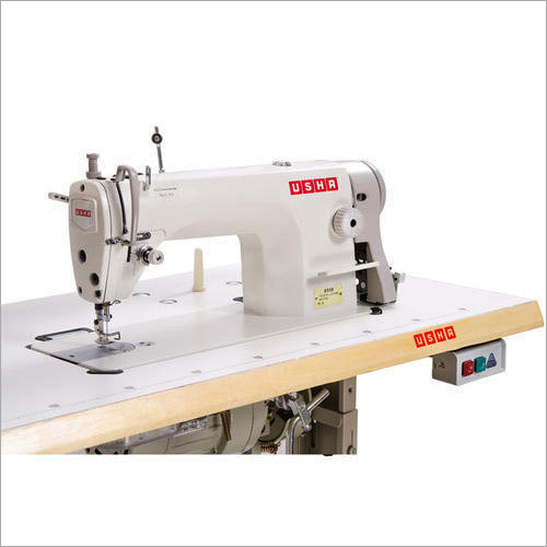 single Needle Sewing Machine