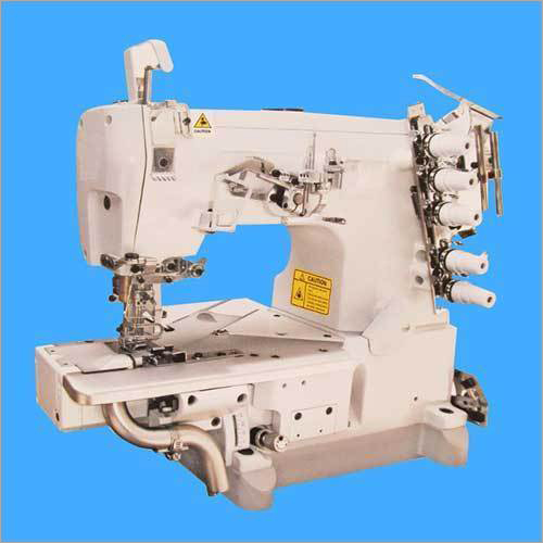 Interlocking Sewing Machine