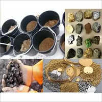 Minerals And Ores Testing Services