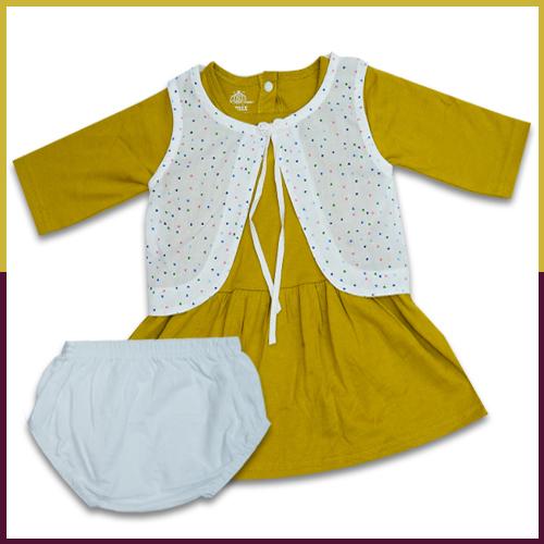 Sumix Betty baby Girl Baba Suit