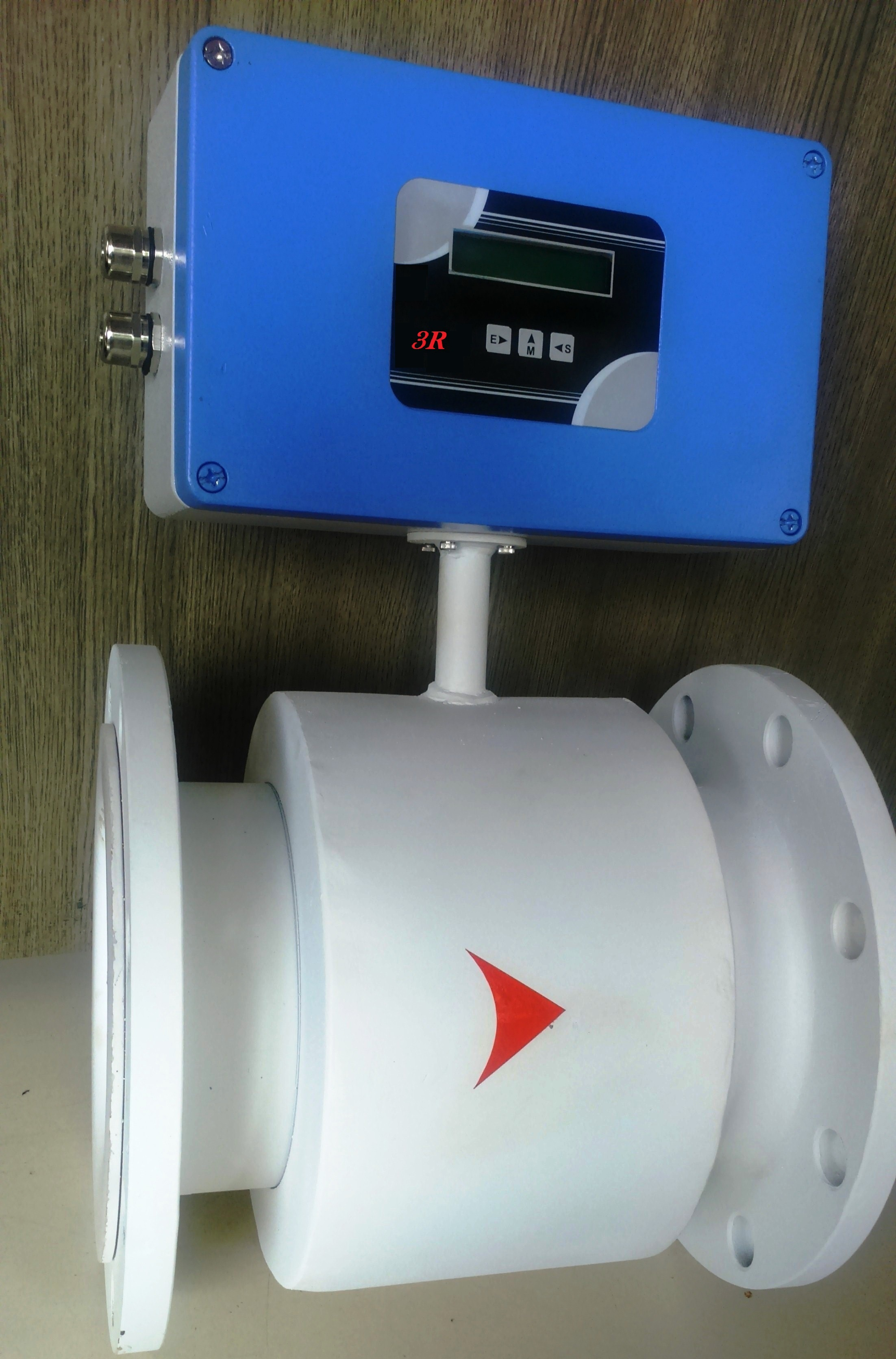 Digital PVC Electromagnetic Flow Meter