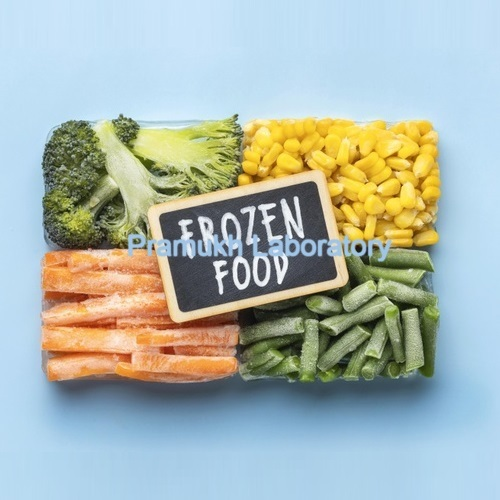 Frozen Food Testing Services