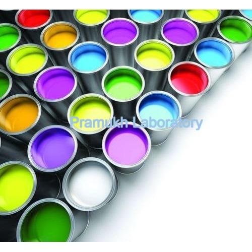 Pigment Color Testing Services