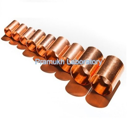 Copper Testing Services Certifications: Astm