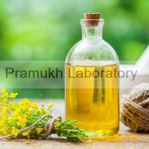 Ayurvedic Hair Oil Testing Services