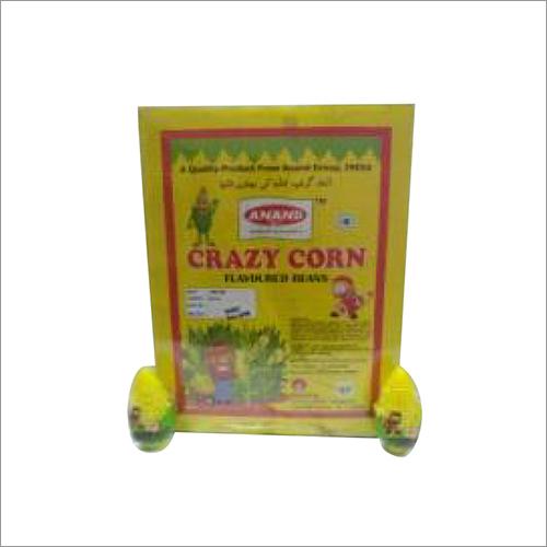 Crazy Corn Flavoured Beans