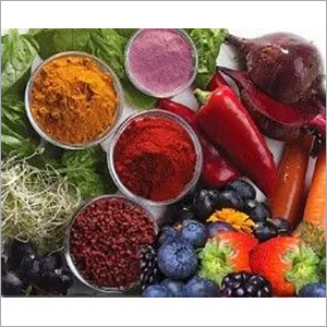 Natural Food Additive Testing Services