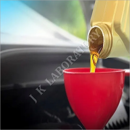 Lubes oil Testing Services
