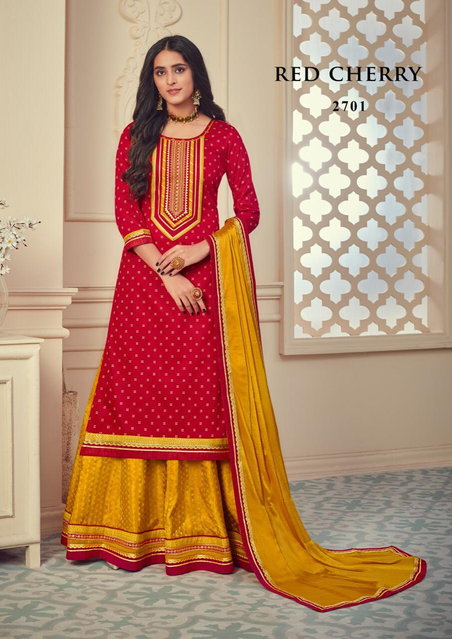 Traditional Silk Suit