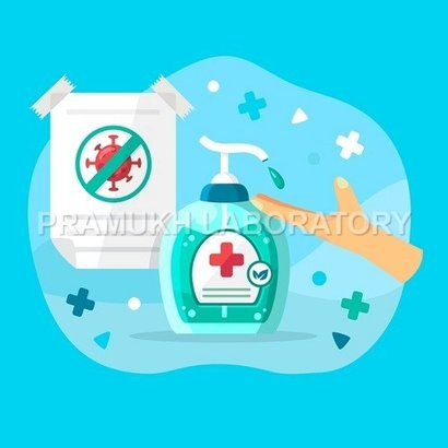 Hand Disinfectant Sanitizer Testing Services Certifications: Astm