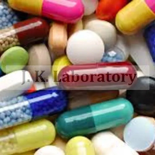 Unknown Pharmaceutical Products Testing