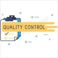 Quality Control Testing Services