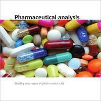Pharmaceutical Analysis Testing Services