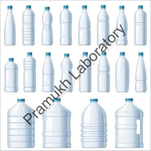 PET Bottles Testing Services