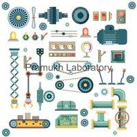 Machine Parts Testing Services