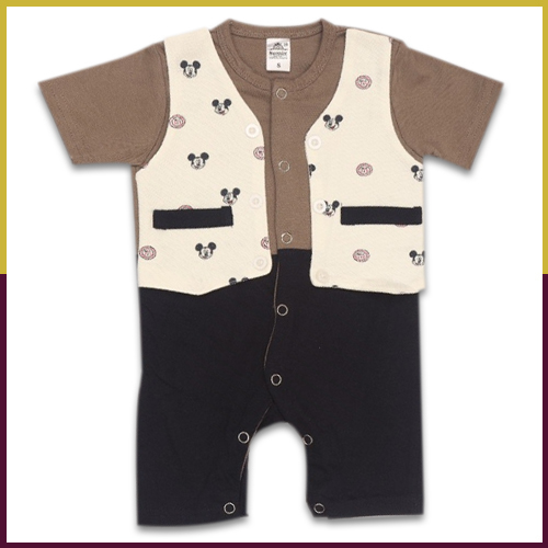 Sumix SKW 027 Baby Baba Boys Suit