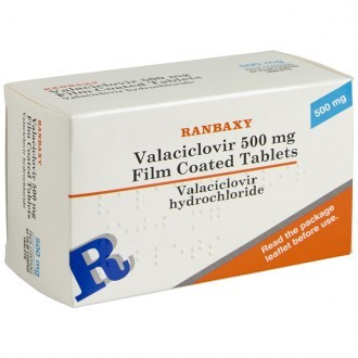 Valacyclovir Tablets