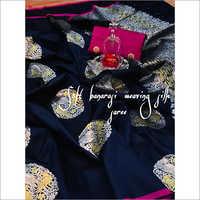 Soft Banarasi Weaving Silk Sarees