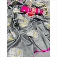 Modern Bangalori Silk Saree