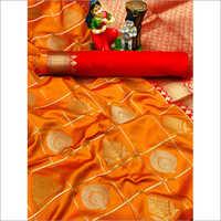 Bangalori Zari Silk Saree