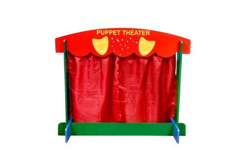 Kidken Table Puppet Theatre